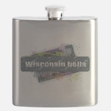 Wisconsin Dells Design Flask