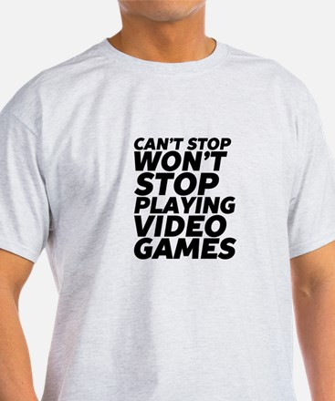Funny Geek and Gamer Quote T-Shirt