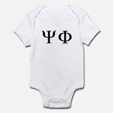 Psi Phi Infant Bodysuit