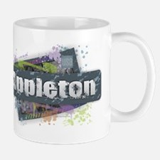 Appleton Design Mugs