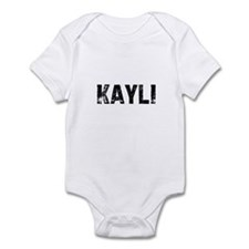 Kayli Infant Bodysuit