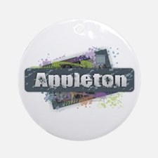 Appleton Design Round Ornament