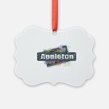 Appleton Design Ornament