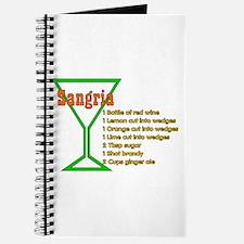 Sangria Journal