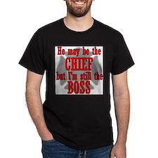 Cute Fire chiefs wife T-Shirt