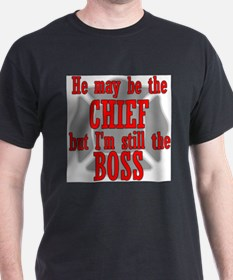 Unique Fire chief T-Shirt
