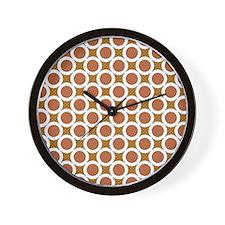MANDALA Wall Clock