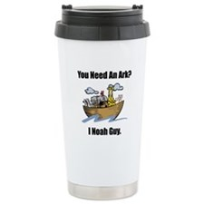 Cute Noah Travel Mug