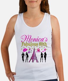 STYLISH 60TH Women's Tank Top