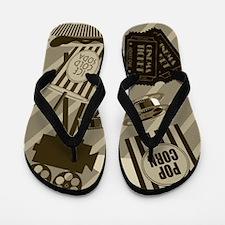 Cute Corn Flip Flops
