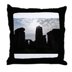 Stone Henge Throw Pillow