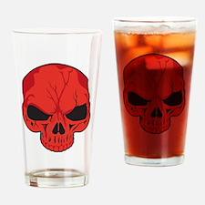 Skull Head Drinking Glass