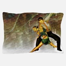Unique Swing dancing Pillow Case