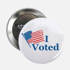 """I Voted 2.25"""" Button (10 pack)"""