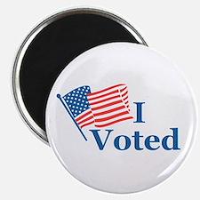 I Voted Magnets