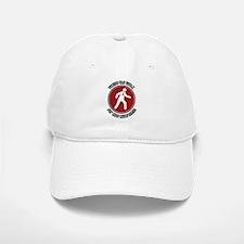 Taking the walk... Baseball Baseball Cap