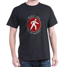 Taking the walk... T-Shirt