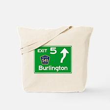 Cute Turnpike Tote Bag