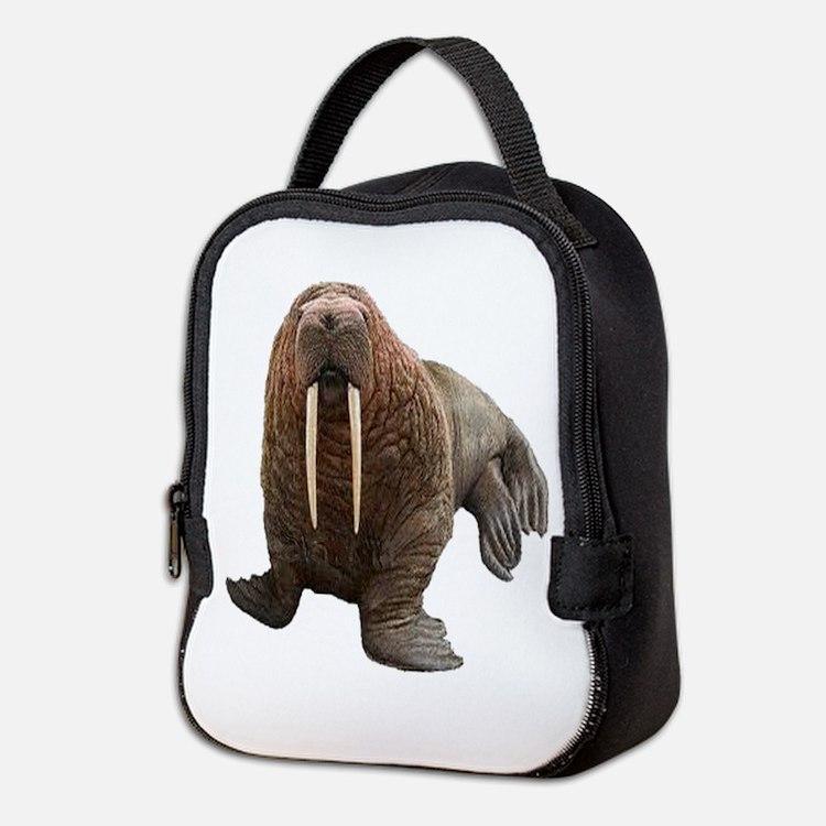 WALRUS Neoprene Lunch Bag
