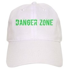 Danger Zone Baseball Baseball Cap