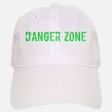 Danger Zone Baseball Baseball Cap
