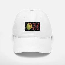 Olive U Black Baseball Baseball Cap