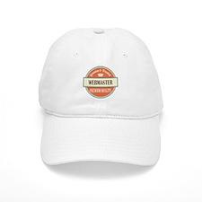webmaster vintage logo Baseball Cap