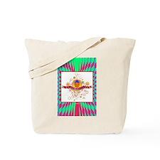 Mind Of Peace Tote Bag