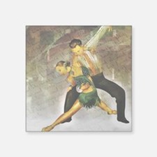 Professional dancers Sticker