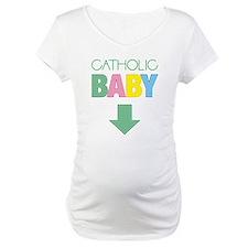 Catholic Baby Shirt