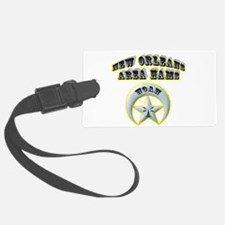 New Orleans Hams Luggage Tag