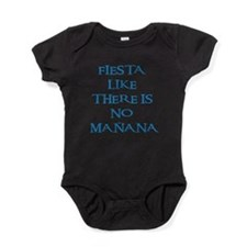 Cute Mexican Baby Bodysuit