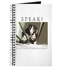 Speak! Regular Journal