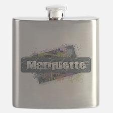 Marquette Design Flask