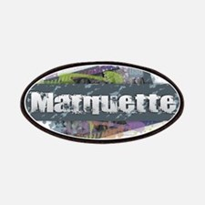 Marquette Design Patch