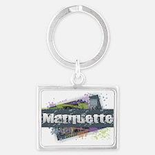 Marquette Design Keychains