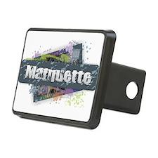 Marquette Design Hitch Cover