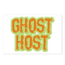 Ghost Host Halloween Costume Postcards (Package of