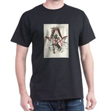 Cute Knights templar T-Shirt