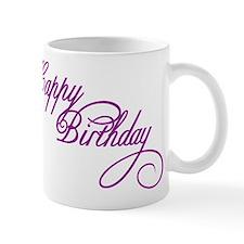 Happy Birthday Mugs