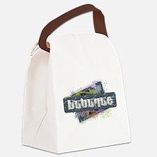 Dubuque Design Canvas Lunch Bag