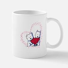 Allstar Westie Love Mug
