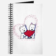 Allstar Westie Love Journal
