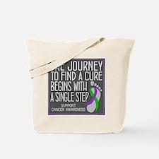Anal Cancer Walk Tote Bag