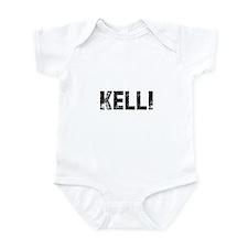 Kelli Infant Bodysuit
