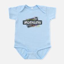 Norman Design Body Suit