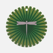 Dragonfly Pride Ornament (Round)