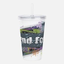 Grand Forks Acrylic Double-wall Tumbler