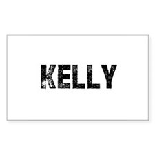 Kelly Rectangle Decal