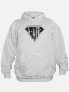 SuperNewfie(metal) Hoodie